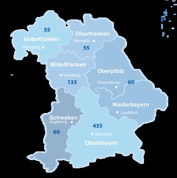 Zahlen Und Fakten Der Paritatische In Bayern